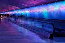 detroit light tunnel