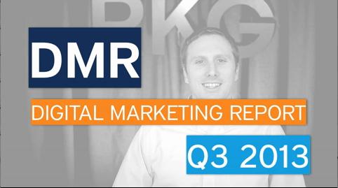 Digital Marketing Report, Q3 2013 - Comparison Shopping Engines