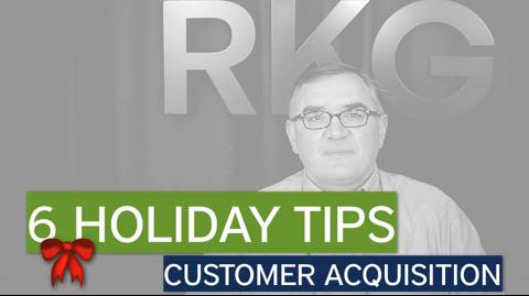 Six holiday digital marketing tips