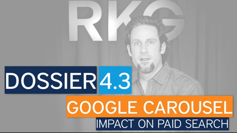 Google Carousel's Impact on Paid Search