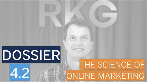 Dossier 4.2 - Science of Marketing