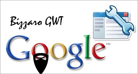 Bizarro GWT URLs