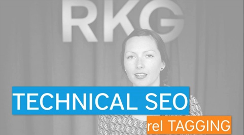Technical SEO and rel tags