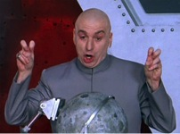 Dr. Evil Quoting