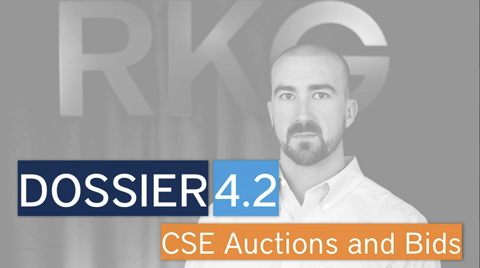 CSE Auctions and Bidding